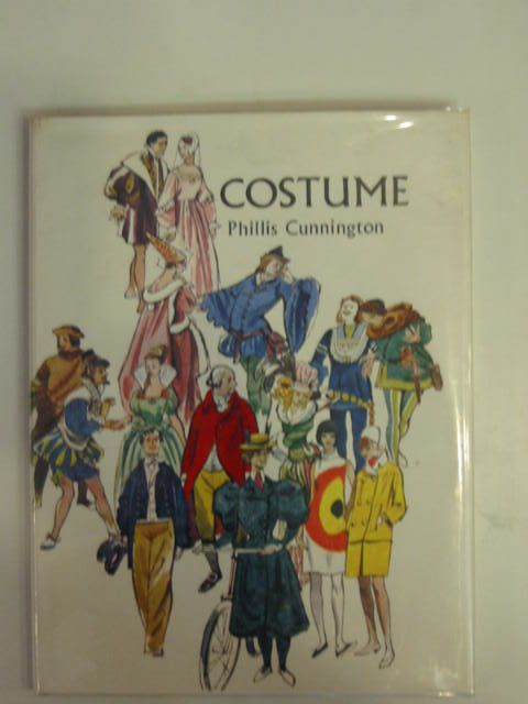Photo of COSTUME written by Cunnington, Phillis published by A. & C. Black Ltd. (STOCK CODE: 621102)  for sale by Stella & Rose's Books