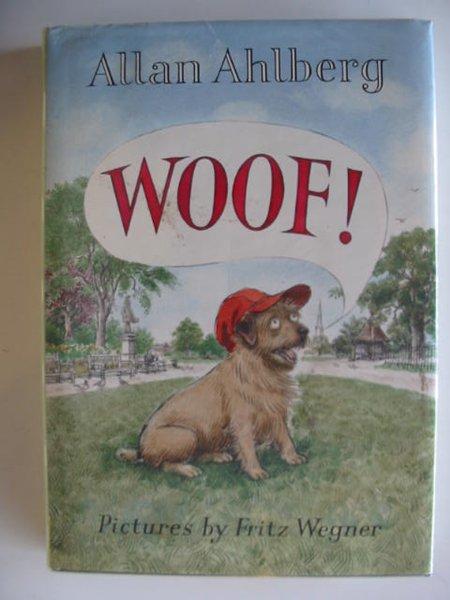 Woof Written By Ahlberg Allan Stock Code 621394 Stella