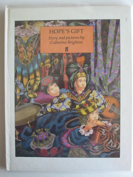 Photo of HOPE'S GIFT written by Brighton, Catherine illustrated by Brighton, Catherine published by Faber & Faber (STOCK CODE: 621405)  for sale by Stella & Rose's Books