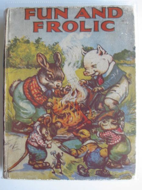 Photo of FUN AND FROLIC written by Brown, Mollie illustrated by Browne, Jacques published by John F. Shaw & Co Ltd. (STOCK CODE: 621457)  for sale by Stella & Rose's Books