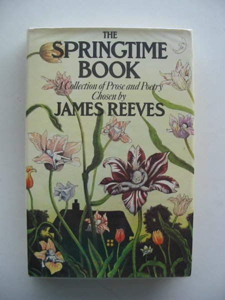 Photo of THE SPRINGTIME BOOK written by Reeves, James illustrated by McNaughton, Colin published by Heinemann (STOCK CODE: 621726)  for sale by Stella & Rose's Books