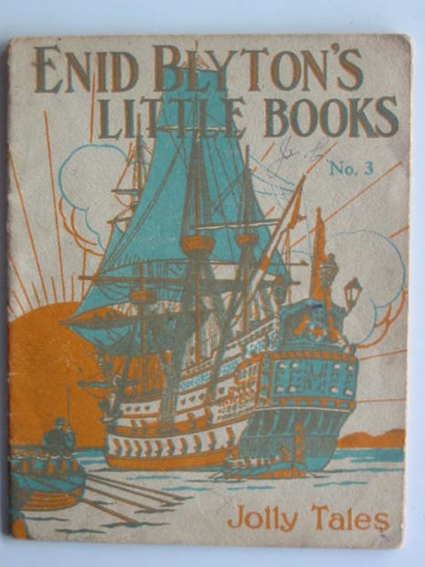 Photo of ENID BLYTON'S LITTLE BOOKS NO. 3 - JOLLY TALES written by Blyton, Enid illustrated by Kerr, Alfred E. published by Evans Brothers Limited (STOCK CODE: 622558)  for sale by Stella & Rose's Books