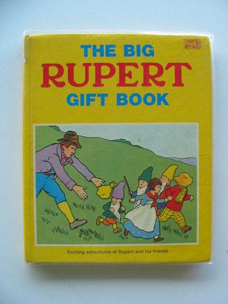 Photo of THE BIG RUPERT GIFT BOOK written by Tourtel, Mary published by Purnell & Sons (STOCK CODE: 623169)  for sale by Stella & Rose's Books