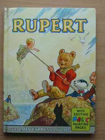 Photo of RUPERT ANNUAL 1963 written by Bestall, Alfred illustrated by Bestall, Alfred published by Daily Express (STOCK CODE: 625318)  for sale by Stella & Rose's Books