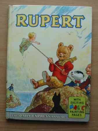 Photo of RUPERT ANNUAL 1963 written by Bestall, Alfred illustrated by Bestall, Alfred published by Daily Express (STOCK CODE: 625321)  for sale by Stella & Rose's Books