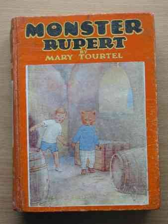 Photo of MONSTER RUPERT 1934 written by Tourtel, Mary illustrated by Tourtel, Mary published by Sampson Low, Marston & Co. Ltd. (STOCK CODE: 625325)  for sale by Stella & Rose's Books