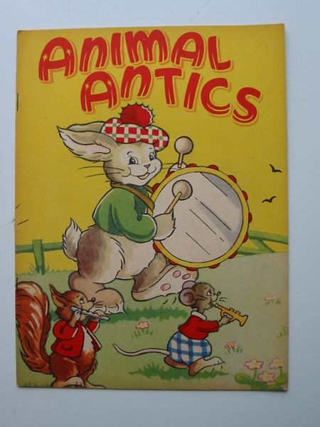 Photo of ANIMAL ANTICS published by The Children's Press (STOCK CODE: 627106)  for sale by Stella & Rose's Books
