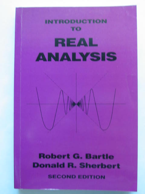Introduction To Real Analysis By Bartle And Sherbert Free Download