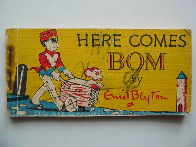 Photo of HERE COMES BOM written by Blyton, Enid illustrated by Paul-Hoye, R. published by Brockhampton Press (STOCK CODE: 629196)  for sale by Stella & Rose's Books