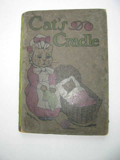 Photo of CAT'S CRADLE written by Byron, May illustrated by Wain, Louis published by Blackie & Son Ltd. (STOCK CODE: 629216)  for sale by Stella & Rose's Books