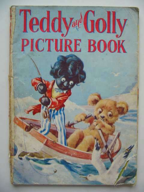 Photo of TEDDY AND GOLLY PICTURE BOOK illustrated by Kennedy, A.E. published by The Children's Press (STOCK CODE: 629280)  for sale by Stella & Rose's Books