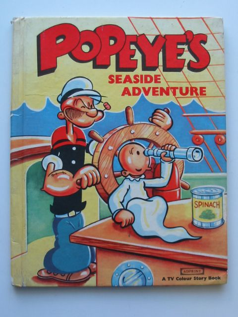 Photo of POPEYE'S SEASIDE ADVENTURE illustrated by Sagendorf, Bud published by Adprint (STOCK CODE: 629514)  for sale by Stella & Rose's Books