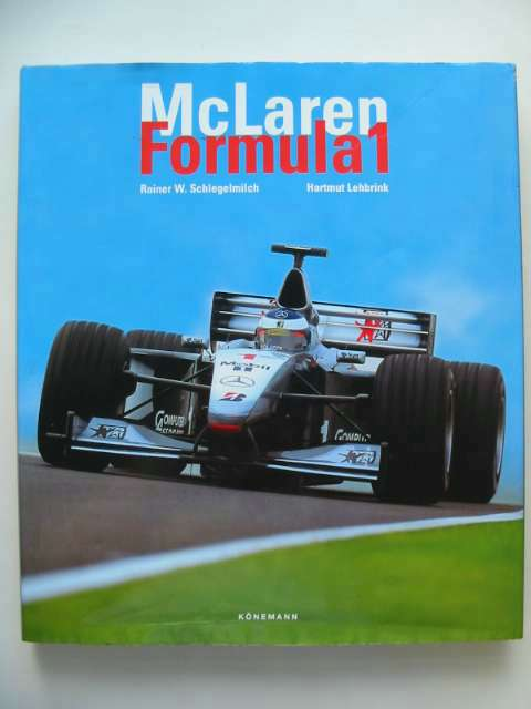 Photo of MCLAREN FORMULA 1 written by Lehbrink, H. published by Konemann (STOCK CODE: 629520)  for sale by Stella & Rose's Books