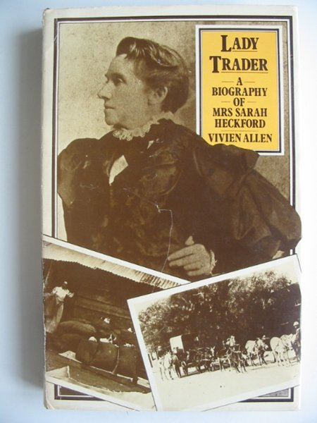 Photo of LADY TRADER written by Allen, Vivien published by Collins (STOCK CODE: 629533)  for sale by Stella & Rose's Books