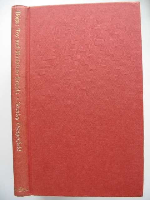 Photo of DOGS TOY AND MINIATURE BREEDS written by Dangerfield, Stanley published by Arco (STOCK CODE: 629615)  for sale by Stella & Rose's Books
