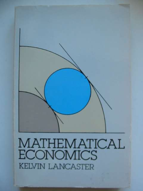 mathmetical economics Economics is a social science that is heavily dependent on mathematical tools in this program, students will become proficient in both mathematics and economics to gain a better understanding of the economic applications of mathematics.