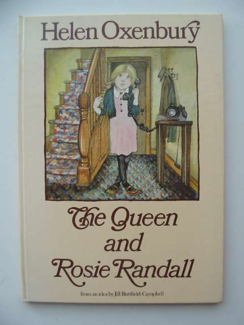 Photo of THE QUEEN AND ROSIE RANDALL written by Oxenbury, Helen illustrated by Oxenbury, Helen published by Heinemann (STOCK CODE: 630101)  for sale by Stella & Rose's Books