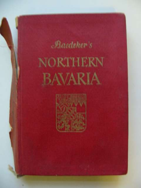 Photo of NORTHERN BAVARIA written by Baedeker, Karl published by Karl Baedeker (STOCK CODE: 630418)  for sale by Stella & Rose's Books