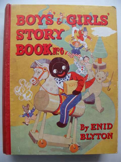 Photo of BOYS' AND GIRLS' STORY BOOK No. 6 written by Blyton, Enid illustrated by Wheeler, Dorothy M.<br />McGavin, Hilda<br />Lodge, Grace<br />et al.,  published by News Chronicle Ltd. (STOCK CODE: 630529)  for sale by Stella & Rose's Books