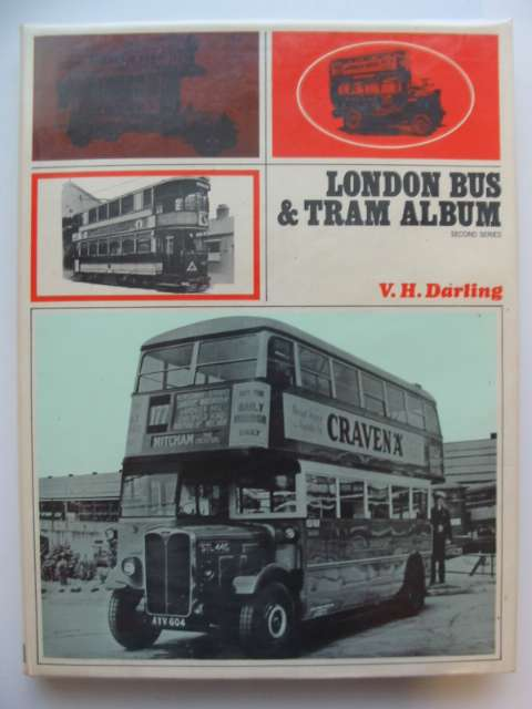 Photo of LONDON BUS AND TRAM ALBUM written by Darling, V.H. published by Ian Allan (STOCK CODE: 630633)  for sale by Stella & Rose's Books