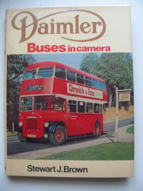 Photo of DAIMLER BUSES IN CAMERA written by Brown, Stewart J. published by Ian Allan Ltd. (STOCK CODE: 630711)  for sale by Stella & Rose's Books