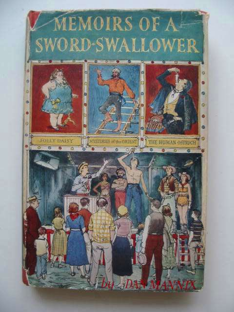 Photo of MEMOIRS OF SWORD-SWALLOWER