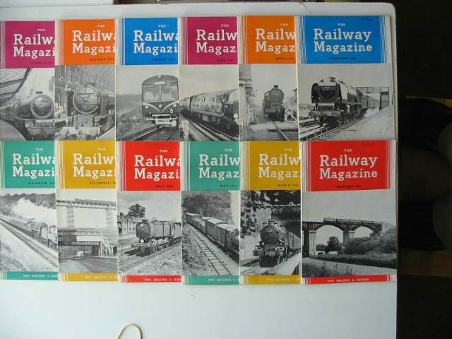 Photo of THE RAILWAY MAGAZINE VOL 107 published by The Tothill Press (STOCK CODE: 630838)  for sale by Stella & Rose's Books