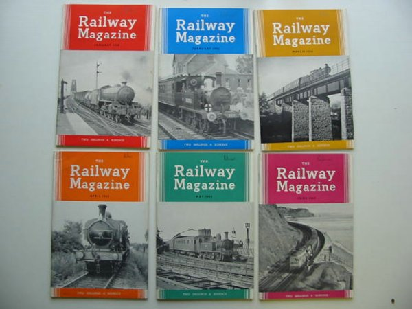 Photo of THE RAILWAY MAGAZINE VOL 108 published by The Tothill Press (STOCK CODE: 630840)  for sale by Stella & Rose's Books