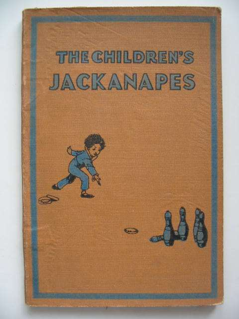 Photo of THE CHILDREN'S JACKANAPES written by Ewing, Juliana Horatia<br />Lee, F.H. illustrated by Appleton, Honor C. published by George G. Harrap & Co. Ltd. (STOCK CODE: 631109)  for sale by Stella & Rose's Books