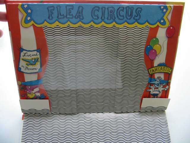 Photo of THE WEE LITTLE FLEA CIRCUS written by Witkowski, Dan illustrated by Jarvis, Nathan published by Abracadazzle (STOCK CODE: 631123)  for sale by Stella & Rose's Books