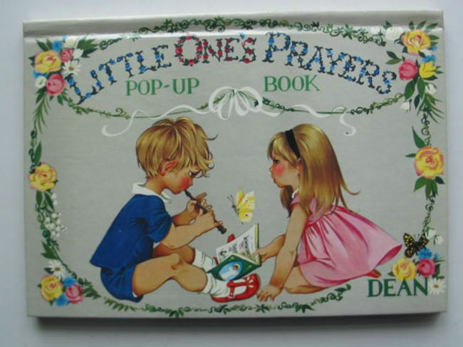 Photo of LITTLE ONE'S PRAYERS POP-UP BOOK illustrated by Johnstone, Janet Grahame<br />Johnstone, Anne Grahame published by Dean & Son Ltd. (STOCK CODE: 631266)  for sale by Stella & Rose's Books