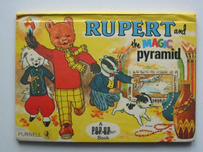 Photo of RUPERT AND THE MAGIC PYRAMID illustrated by Adby, Peter published by Purnell (STOCK CODE: 631273)  for sale by Stella & Rose's Books