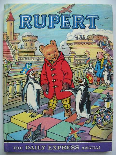 Photo of RUPERT ANNUAL 1977 illustrated by Cubie, Alex published by Daily Express (STOCK CODE: 631357)  for sale by Stella & Rose's Books