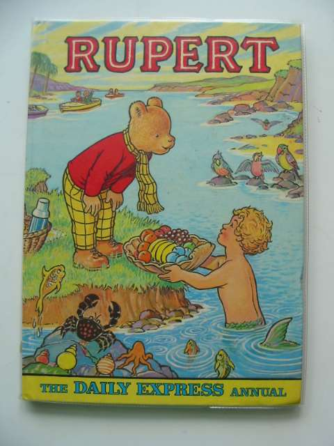 Photo of RUPERT ANNUAL 1975 illustrated by Cubie, Alex published by Daily Express (STOCK CODE: 650275)  for sale by Stella & Rose's Books