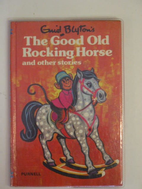 Photo of THE GOOD OLD ROCKING HORSE written by Blyton, Enid published by Purnell (STOCK CODE: 653679)  for sale by Stella & Rose's Books