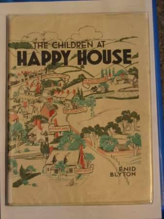 Photo of THE CHILDREN AT HAPPY HOUSE written by Blyton, Enid illustrated by Gell, Kathleen published by Shakespeare Head Press (STOCK CODE: 654893)  for sale by Stella & Rose's Books