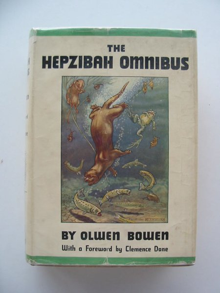 Photo of THE HEPZIBAH OMNIBUS written by Bowen, Olwen illustrated by Brightwell, L.R.<br />Rountree, Harry published by Thomas Nelson and Sons Ltd. (STOCK CODE: 656842)  for sale by Stella & Rose's Books