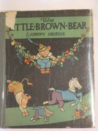 Photo of THE LITTLE BROWN BEAR written by Gruelle, Johnny illustrated by Gruelle, Johnny published by M.A. Donohue & Co. (STOCK CODE: 657722)  for sale by Stella & Rose's Books