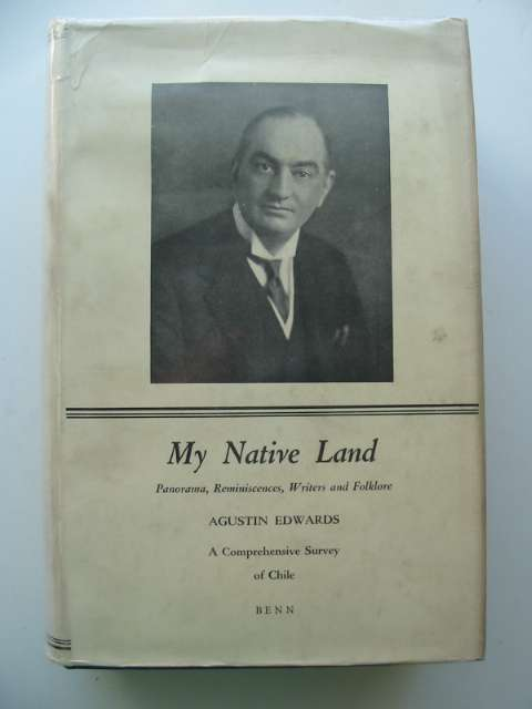Photo of MY NATIVE LAND written by Edwards, Augustin published by Ernest Benn (STOCK CODE: 657981)  for sale by Stella & Rose's Books
