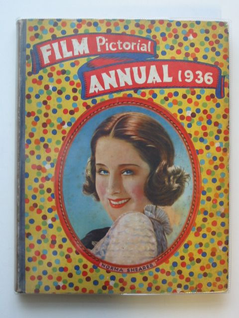 Photo of FILM PICTORIAL ANNUAL 1936 written by Winchester, Clarence published by The Amalgamated Press (STOCK CODE: 664314)  for sale by Stella & Rose's Books