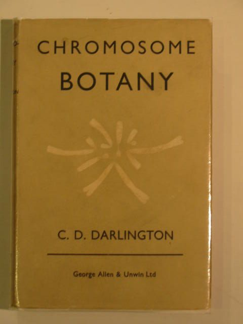 Photo of CHROMOSOME BOTANY written by Darlington, C.D. published by George Allen & Unwin Ltd. (STOCK CODE: 665921)  for sale by Stella & Rose's Books