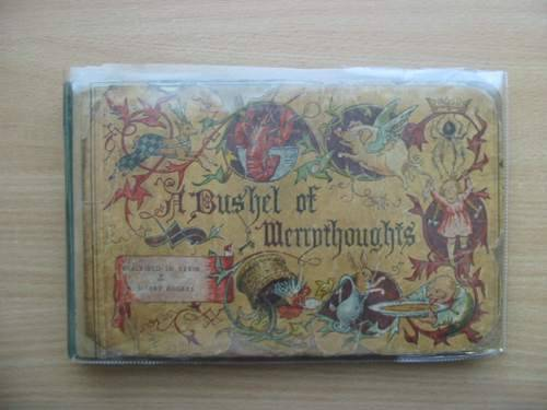 Photo of A BUSHEL OF MERRYTHOUGHTS written by Rogers, William Harry illustrated by Busch, Wilhelm published by Sampson Low, Son & Marston (STOCK CODE: 668728)  for sale by Stella & Rose's Books