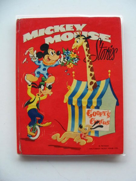 Photo of MICKEY MOUSE STORIES written by Disney, Walt illustrated by Disney, Walt published by Dean & Son Ltd. (STOCK CODE: 672715)  for sale by Stella & Rose's Books