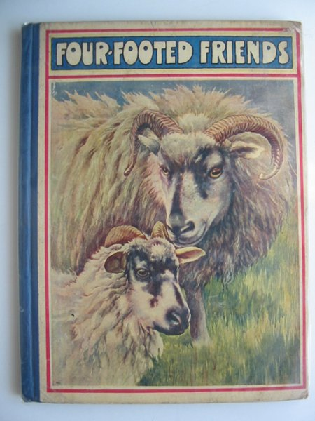 Photo of FOUR-FOOTED FRIENDS written by Bayne, Marie illustrated by Rankin, Scott published by Thomas Nelson & Sons (STOCK CODE: 672965)  for sale by Stella & Rose's Books