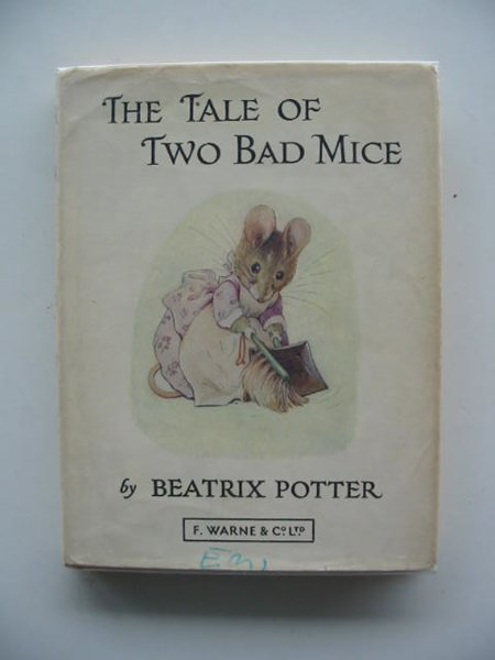 Photo of THE TALE OF TWO BAD MICE written by Potter, Beatrix illustrated by Potter, Beatrix published by Frederick Warne & Co Ltd. (STOCK CODE: 673062)  for sale by Stella & Rose's Books