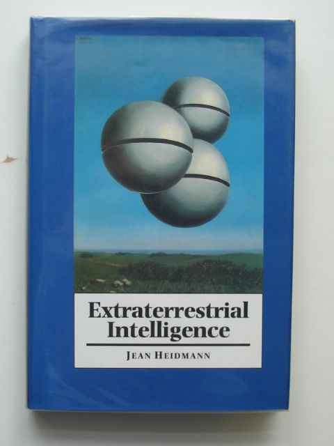 Photo of EXTRATERRESTRIAL INTELLIGENCE written by Heidmann, Jean published by Cambridge University Press (STOCK CODE: 674301)  for sale by Stella & Rose's Books