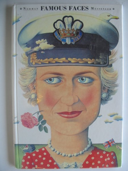 Photo of FAMOUS FACES written by Messenger, Norman illustrated by Messenger, Norman published by Dorling Kindersley (STOCK CODE: 675009)  for sale by Stella & Rose's Books