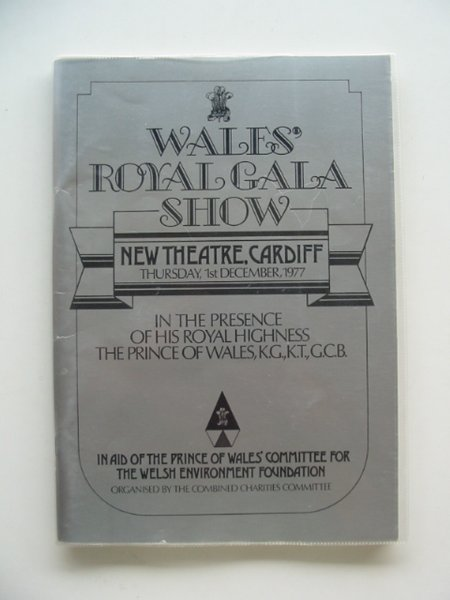 Photo of WALES' ROYAL GALA SHOW (STOCK CODE: 677733)  for sale by Stella & Rose's Books