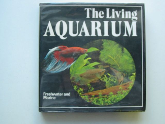 Photo of THE LIVING AQUARIUM written by Hunnam, Peter published by Grange Books (STOCK CODE: 678706)  for sale by Stella & Rose's Books