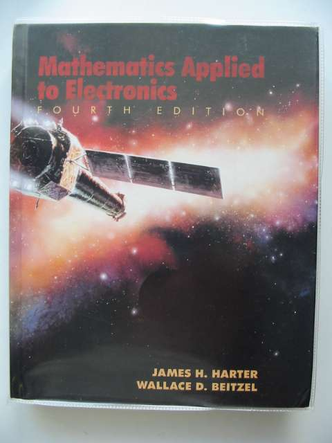 Photo of MATHEMATICS APPLIED TO ELECTRONICS written by Harter, James H.<br />Beitzel, Wallace D. published by Prentice-Hall (STOCK CODE: 680777)  for sale by Stella & Rose's Books